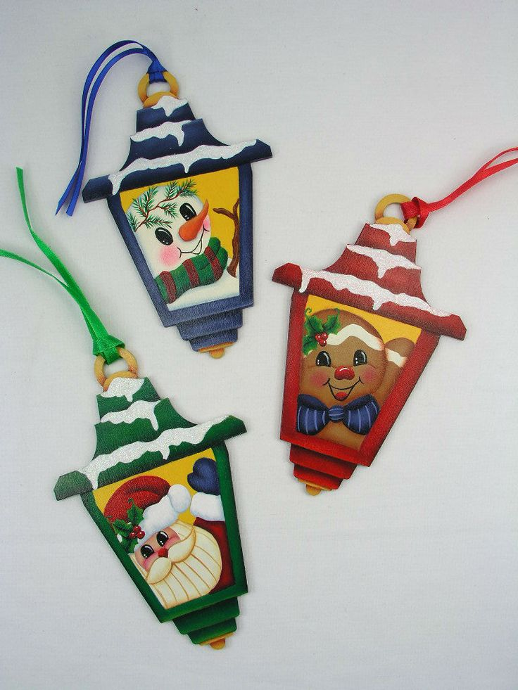 A Stroke of Jeanne-ius - Snowy Lantern Trio Ornaments E-Pattern, $6.00 (http://www.astrokeofjeanneius.com/remote.php?w=getproductquickview