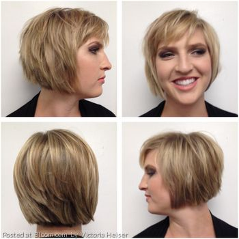 how to cut short shaggy layers yourself