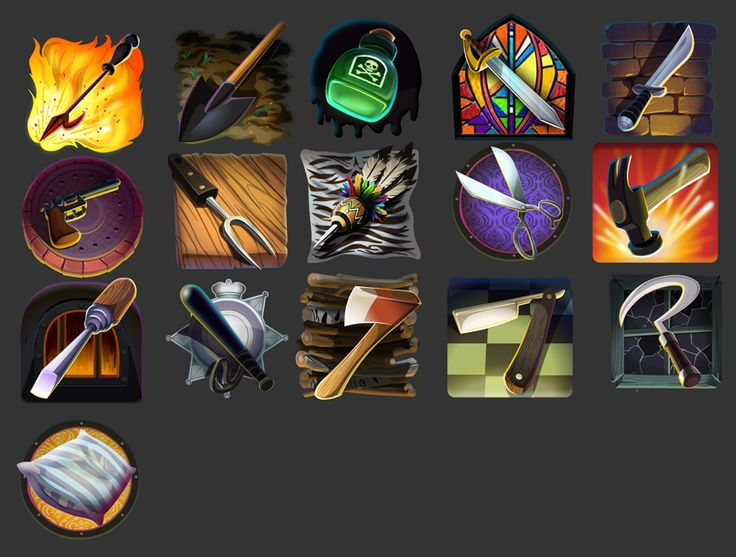 Awesome Icons #icons