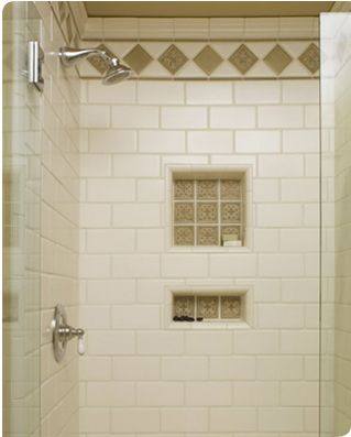 130 Best Shower Tile Details Images On Pinterest