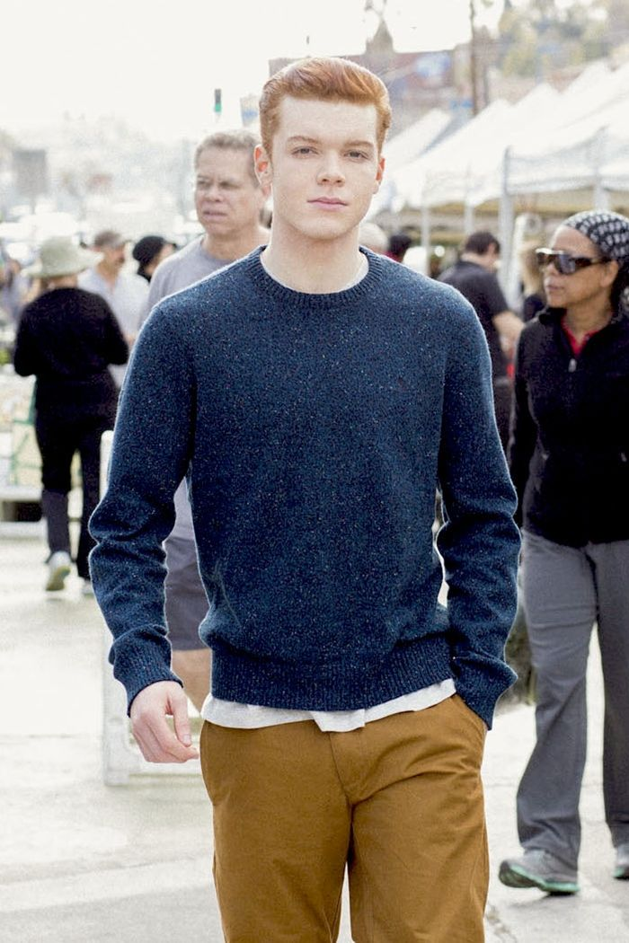 Cameron Monaghan as Kvothe The Wise Man's Fear / The Name of the Wind Kingkiller Chronicles