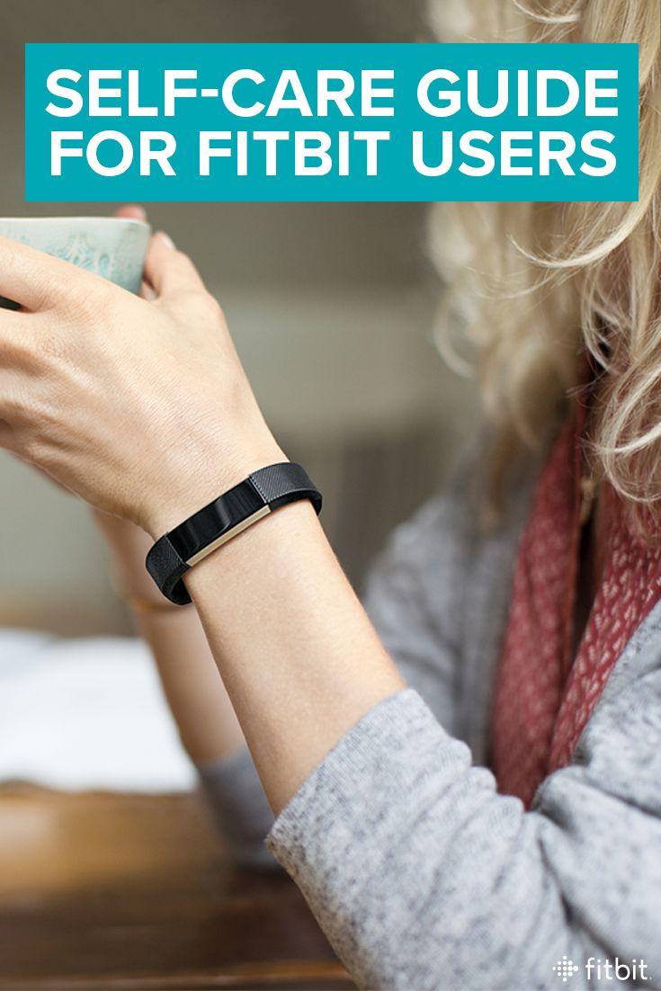Give your mind and body a little love with these 9 Fitbit tracker-supported self-care ideas.