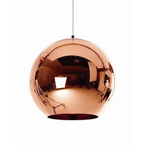 CASANOVA Møbler — Tom Dixon - Copper shade Ø45 - Pendel