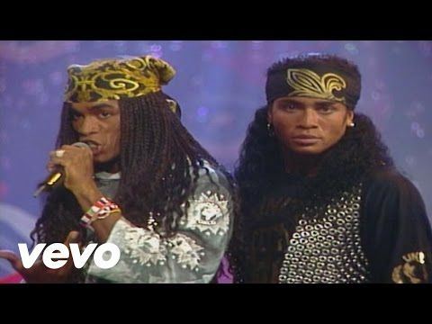 Milli Vanilli - Keep On Running (Wetten, dass ...? 03.11.1990) - YouTube