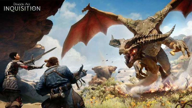 Tanggal Rilis Dragon Age: Inquisition Pindah ke Bulan November | Lattenight