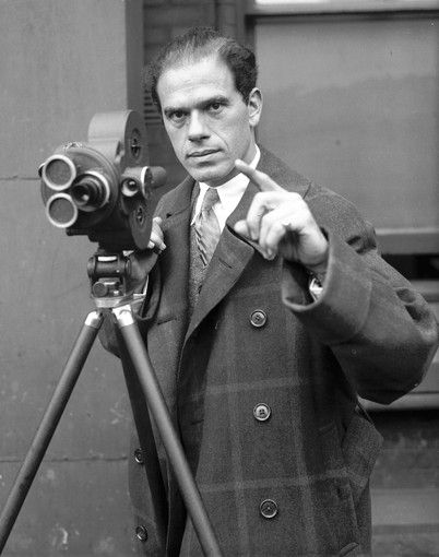Frank Capra: Movie Director... won six academy awards.