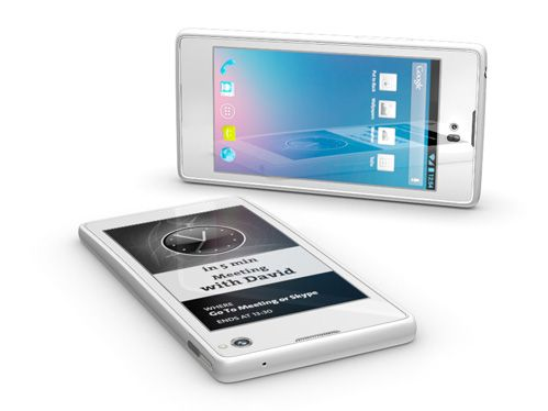 YotaPhone: A New Archetype: Coming in 2013 with two displays. #yotaphone