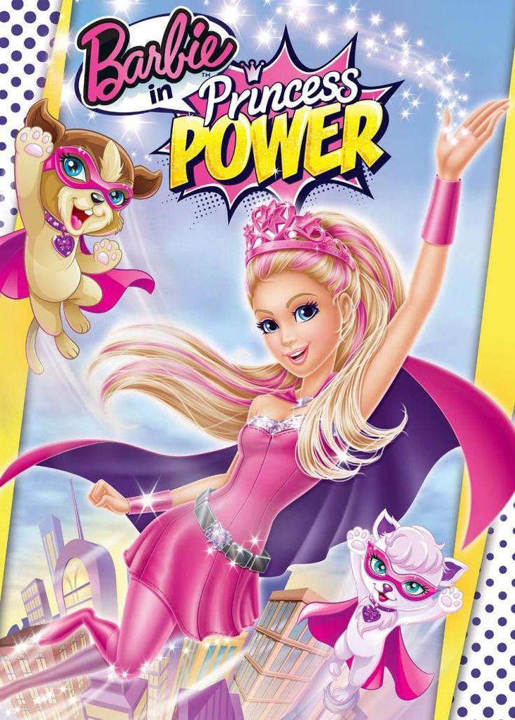 pelicula barbie super princesa