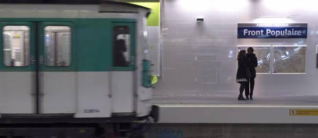 """Une nouvelle station :  Les travaux de l'extension sur 3,8 km ont duré cinq ans, dont deux de forage. La nouvelle galerie, à 20 mètres sous terre en moyenne, fait près de 9 mètres de diamètre. La vitesse de croisière du tunnelier lors du creusement était de 12 mètres par jour, selon la RATP. Le nord de la ligne 12 doit gagner deux autres nouvelles stations, toujours situées à Aubervilliers et baptisées """"Aimé Césaire"""" et """"Mairie d'Aubervilliers"""". Leur entrée en fonction est prévue fin 2017."""