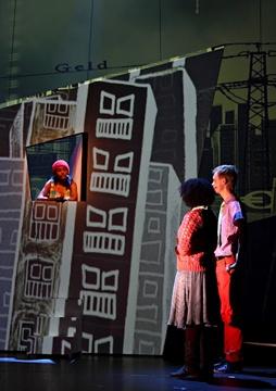 Rotterdams Wijktheater » Voorstellingen » Luna en de Nieuwe Stad
