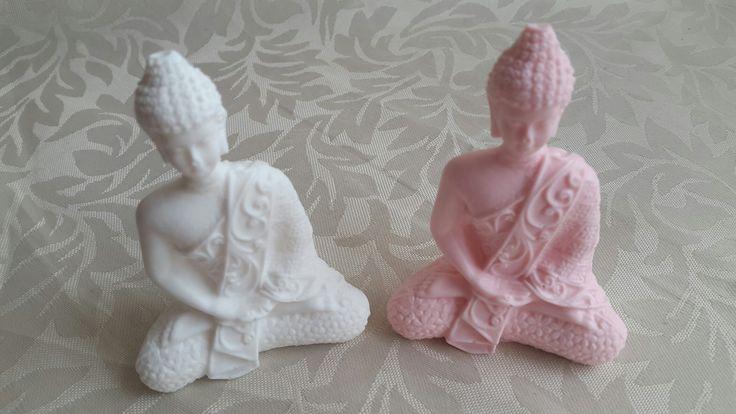 Jabones modelo Buda meditando