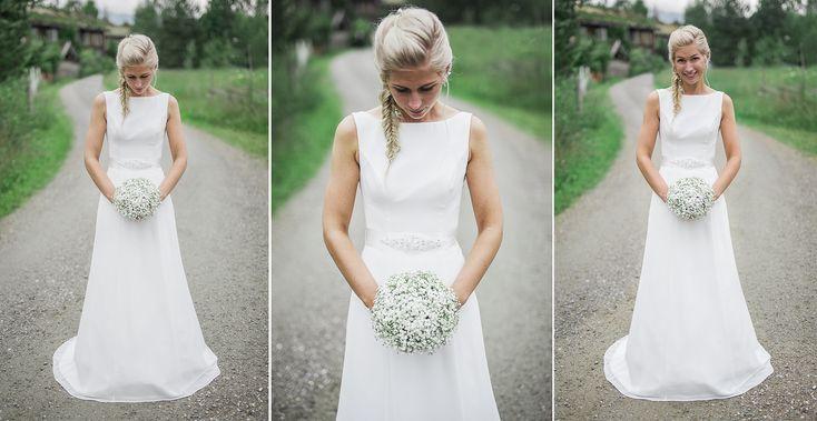THE BRIDE // wedding photography // norway