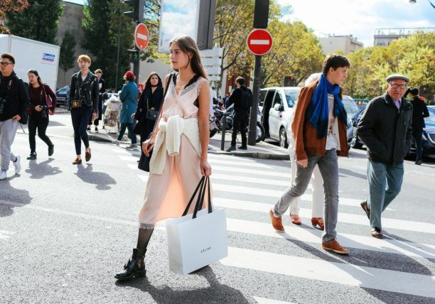 Street Style From Paris Fashion Week