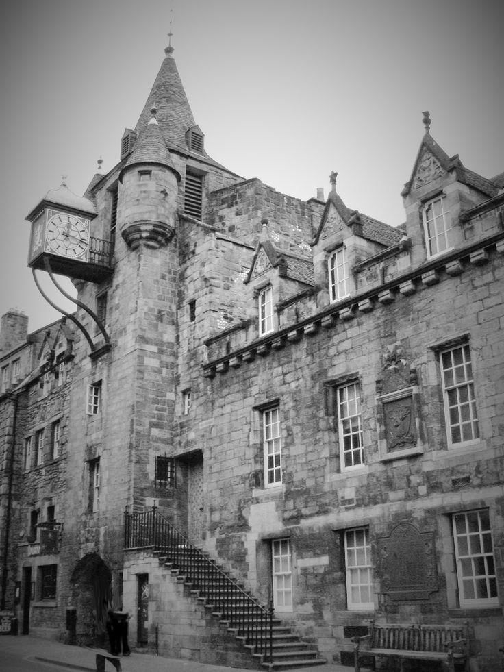 The Tollhouse on the royal Mile - Edinburgh