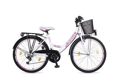 Ebay Angebot 26 ZOLL Kinder Fahrrad Damenfahrrad Cityfahrrad Citybike Mädchenfahrrad BikeIhr QuickBerater