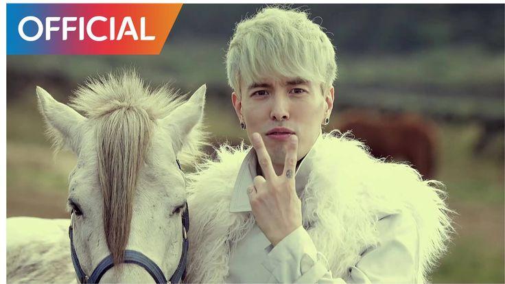 노라조 (NORAZO) - 야생마 (Wild Horse) MV /Not sure what I just watched, but I think I like it. . .