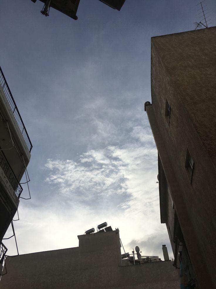 Rainy day in #athens  #city