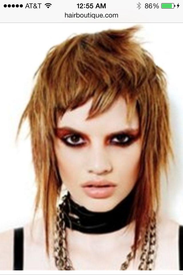 Japanese Hairdresser Covent Garden: 65 Best Tigi Frisuren Images On Pinterest