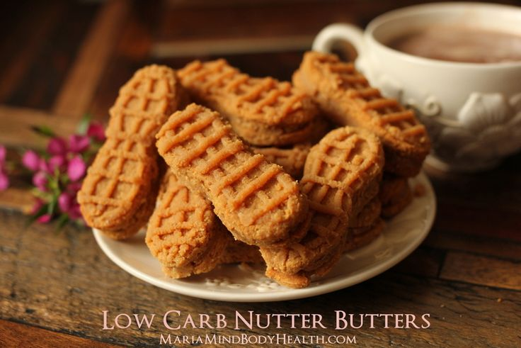 Low carb nutter butters