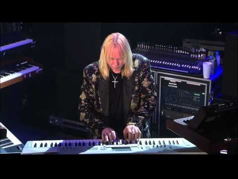 Rick Wakeman - Journey to the Center of the Earth 2014 - Buenos Aires - Full Show HD - Primera Parte - YouTube