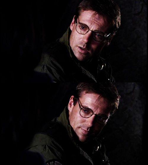 ♥  Stargate SG1 | Michael Shanks