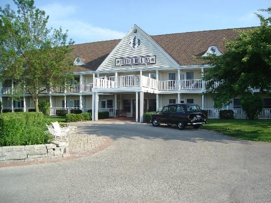 Church Hill Inn. Sister Bay, Door County, WI.