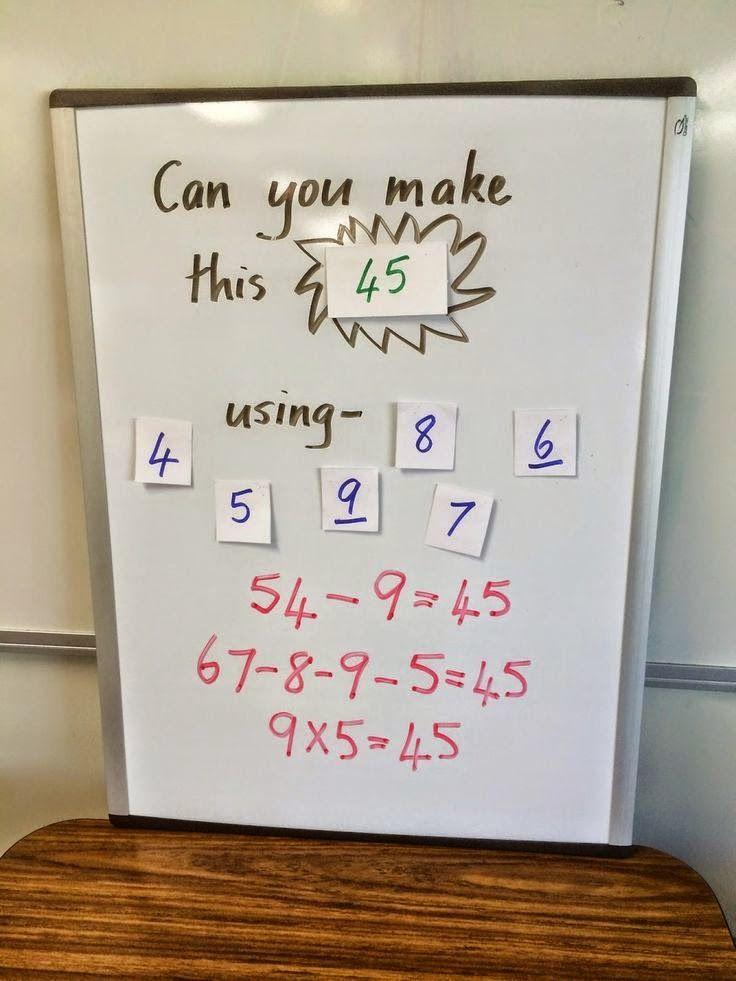 Resourceaholic: 5 Maths Gems #1