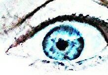 Oczy a raczej oko