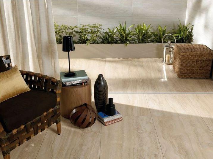 Einfache Dekoration Und Mobel Designboden Sieht So Gut Aus Wie Er Klingt #17: Travertino Navona... The Classic Look Of Natural Travertine Marbleu2026 Without  The Issues