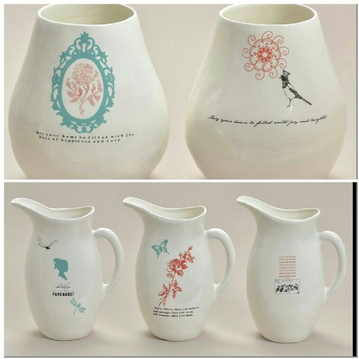 New range of local ceramics by The Fenix just arrived in store!