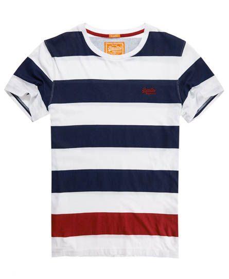 Superdry Lowbar T-shirt - Men's T Shirts