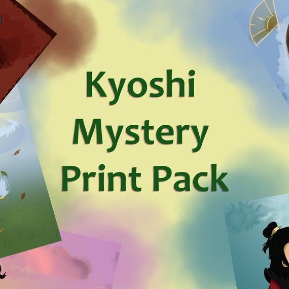 Korra and Kyoshi Acrylic Charm