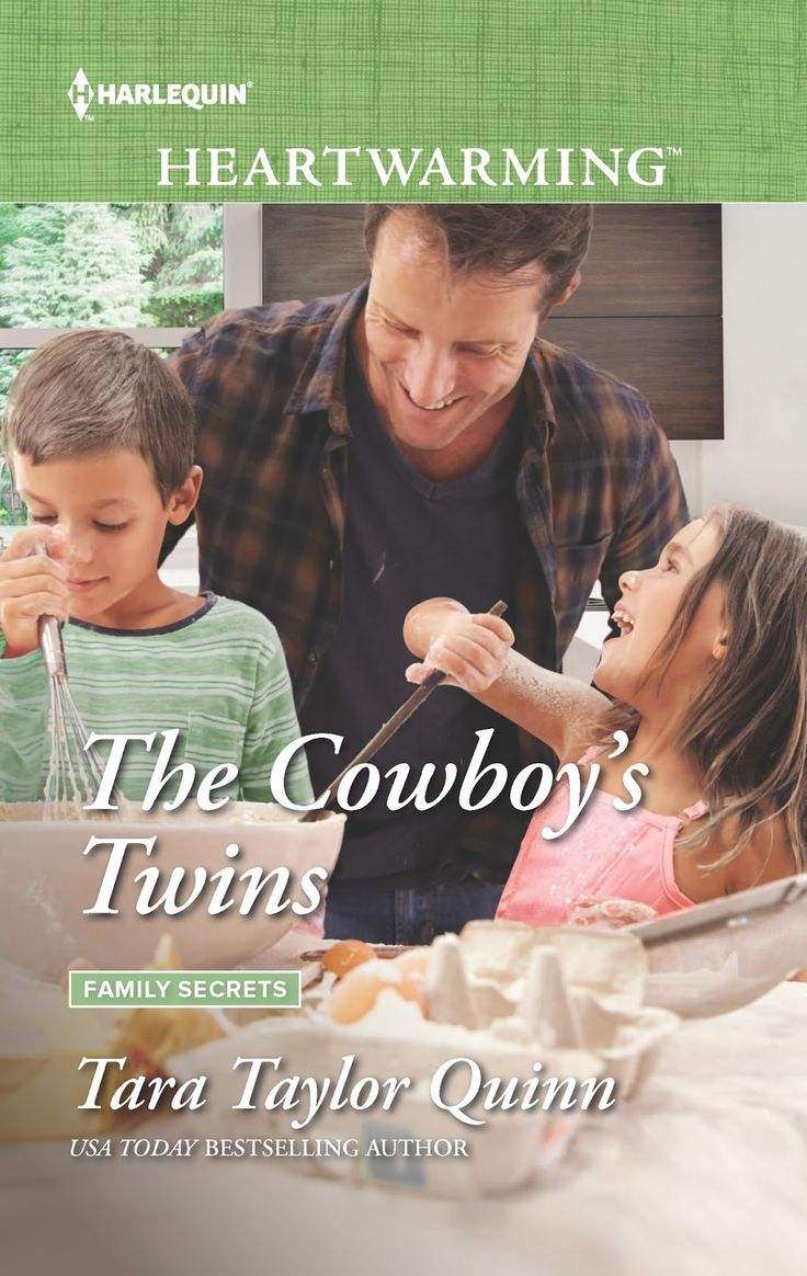 New Release Review and Giveaway! THE COWBOY'S TWINS by Tara Taylor Quinn (Family Secrets #3) | Becky on Books...and Quilts