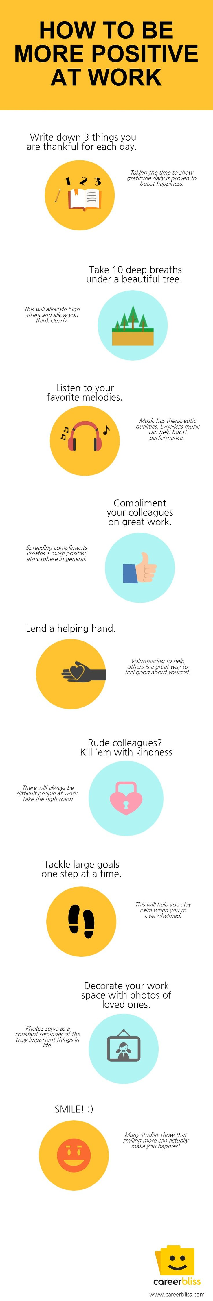 Even if you absolutely adore your job, there are going to be days when you've just had it. It's just the nature of working.  For those unbearable days, use this handy infographic as a quick...