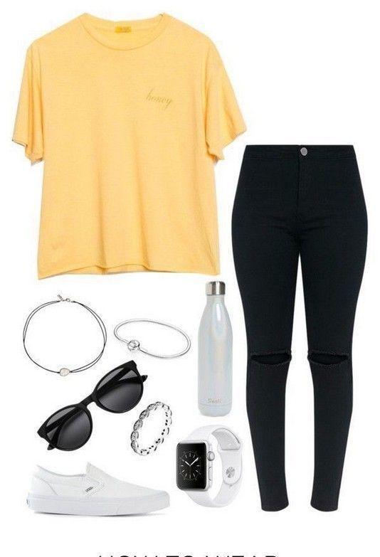 Sommermode Teen Lässig Süße Outfits 15 – www.Mrsbroos.com – Sommer