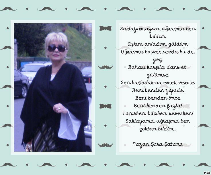 NAZAN ŞARA ŞATANA