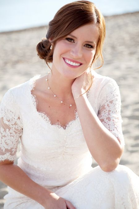 1000 images about modest wedding gowns on pinterest for Lds wedding dresses lace