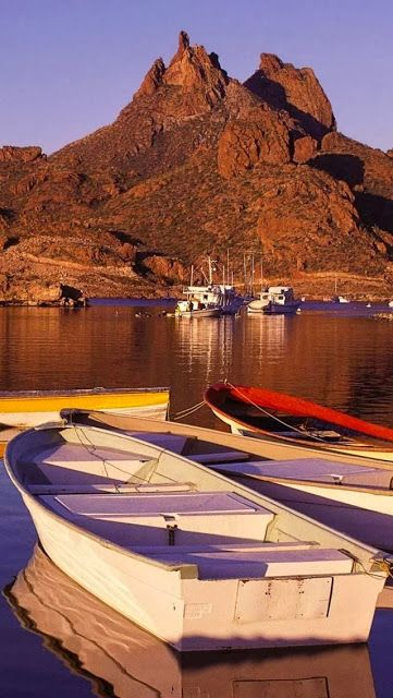 San Carlos, Sonora, Mexico stayed at Hole Marinaterra....beautiful view, whale and dolphin watching