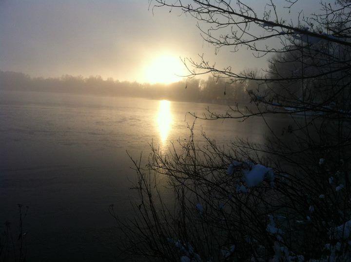 Sonnenuntergang am See vorunruhestand.de