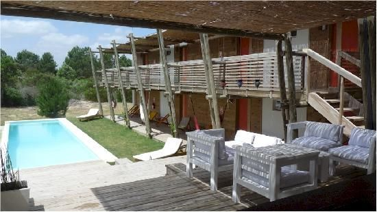 Posada arenas de jos ignacio punta del este hoteles for Muebles en punta del este uruguay