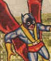 Indonesian Superheroes: Agus Supriyadi (Kalong)
