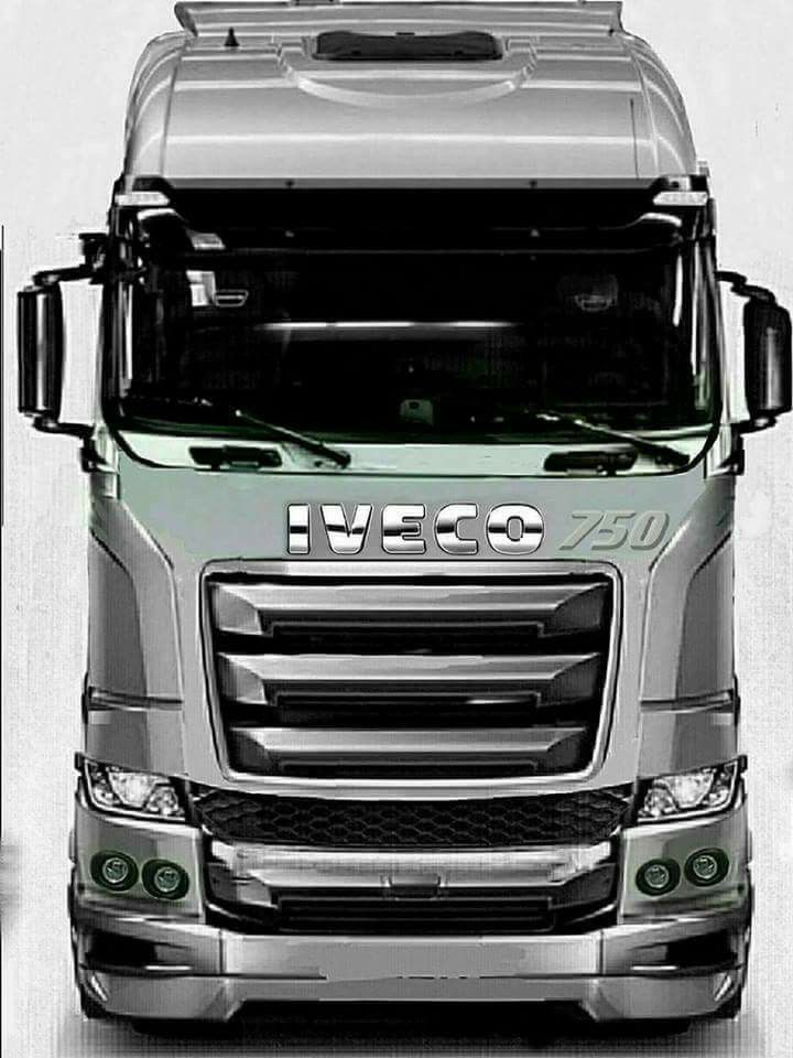 What do you think of this Iveco photoshop?