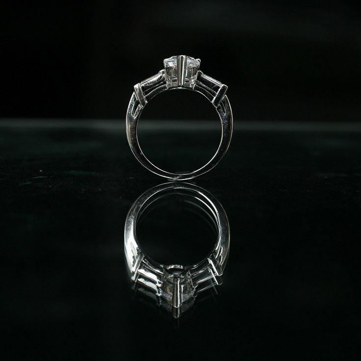 1 Ct. Radiant Square Center Simulated Diamond-diamond Veneer®,halo Settings Wedding Set Ring.635r71637 ,  - Diamond Veneer, simulated diamond wedding ring.