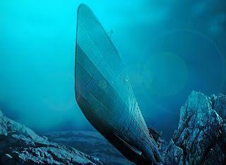 TaxusArt: U-Boot Kiedyś wymyśliłem taką opowiastkę dla U-Bot...