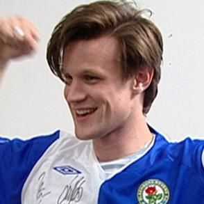 Matt Smith (actor) - Blackburn Rovers