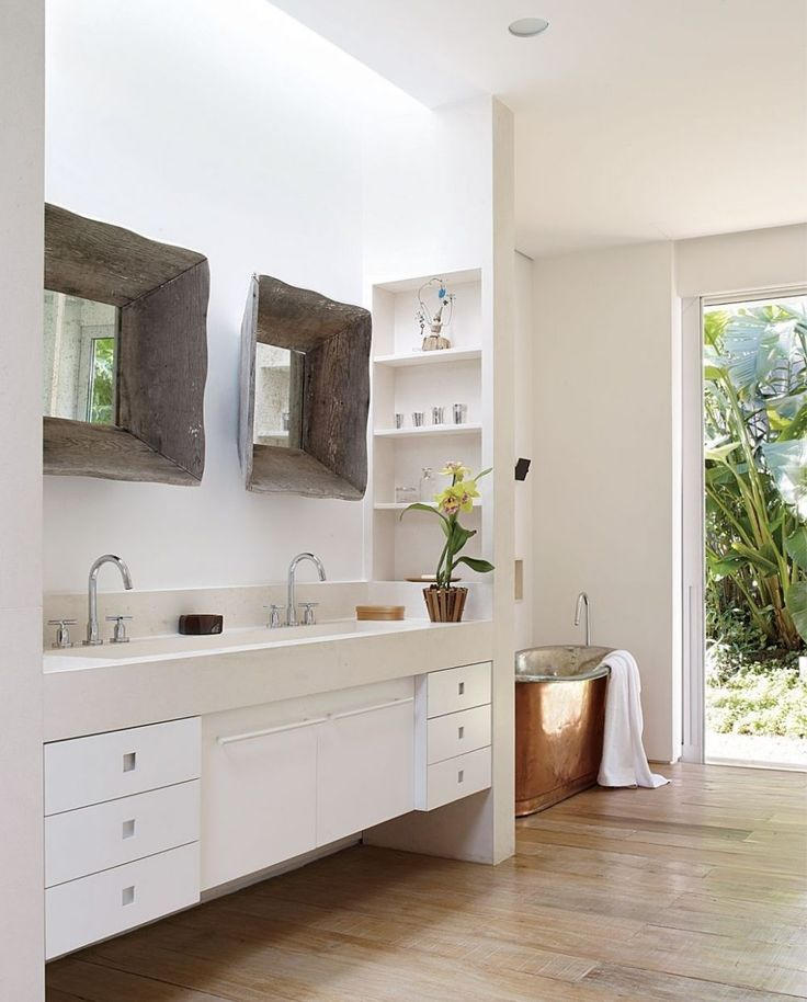 Slate Bathroom Modern Bathrooms And Rustic: Best 20+ Rustic Modern Bathrooms Ideas On Pinterest