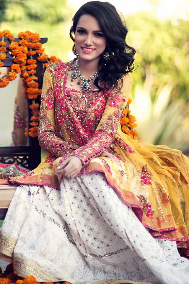 Farah Talib Aziz Spring Summer 2015 Collection
