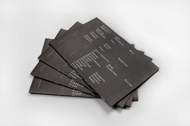.Studios Design, Studios Vers, Hunting Studios, Process Journals, Posters Design, Graphicdesign Stuff, Graphics Design, Design Studios, Brochures Design