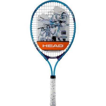 Head Instinct Jr. 25 inch Tennis Racquet, Blue