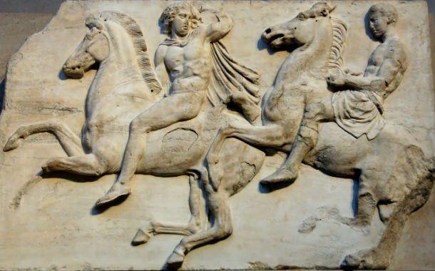 Parthenon's architecture